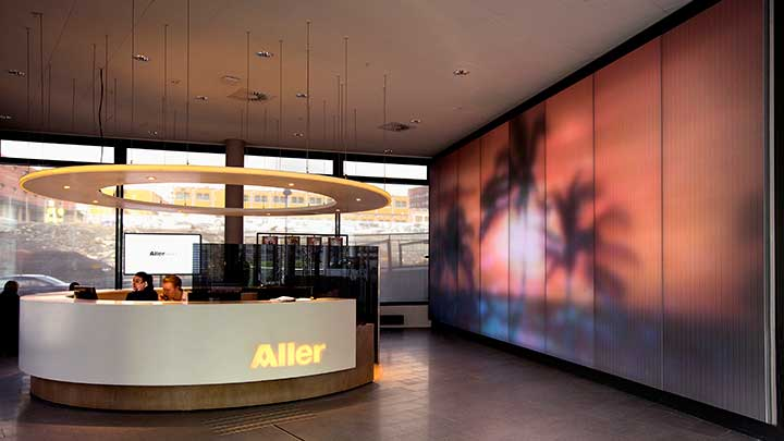 Aller Media - Økern, Oslo, Norway