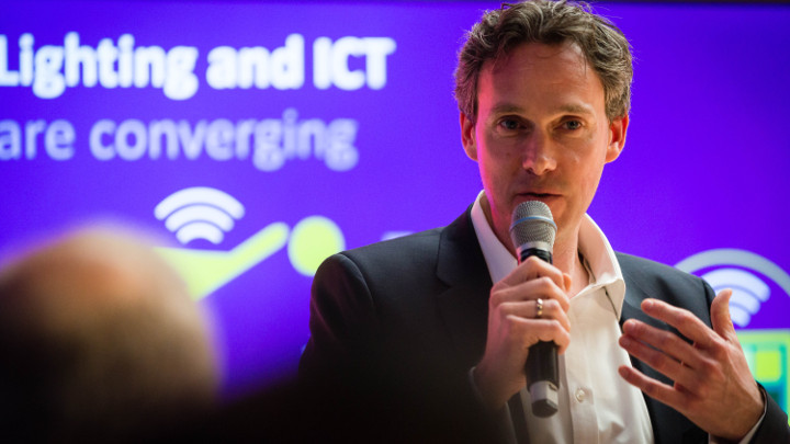 The importance of partnerships within the concept of smart cities. Philips Lighting expert speaker program at light+building