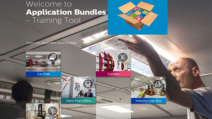 Application Bundle Training