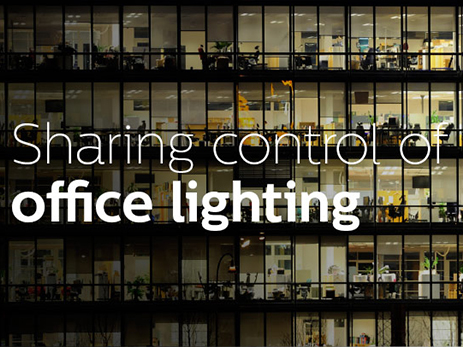 Personal control for office