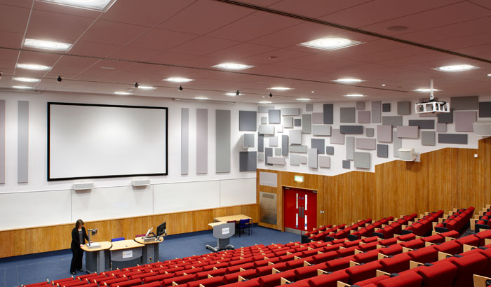 University of Surrey lecture theater