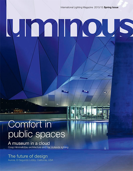 Luminous 15, International Lighting Magazine - Spring 2015/15