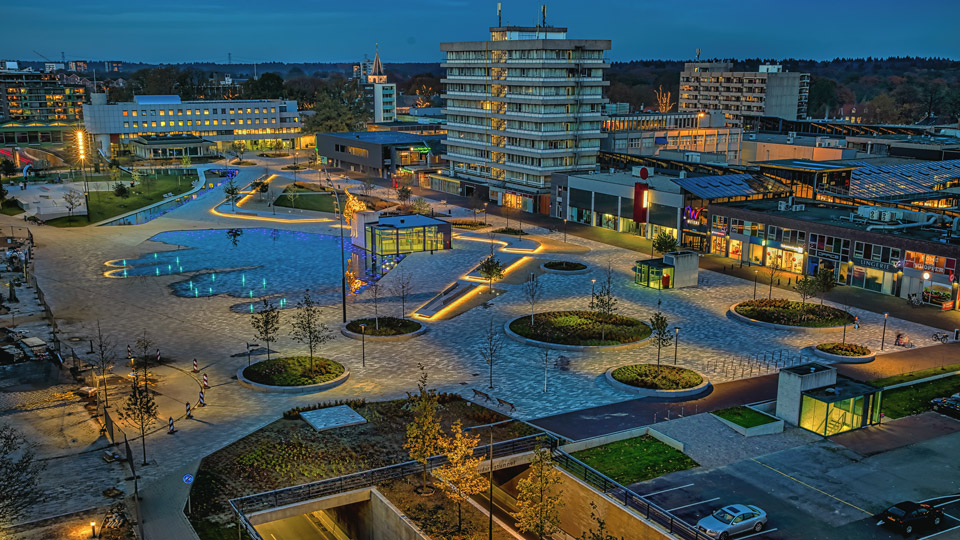 Emmen, Philips Lighting City People Light award