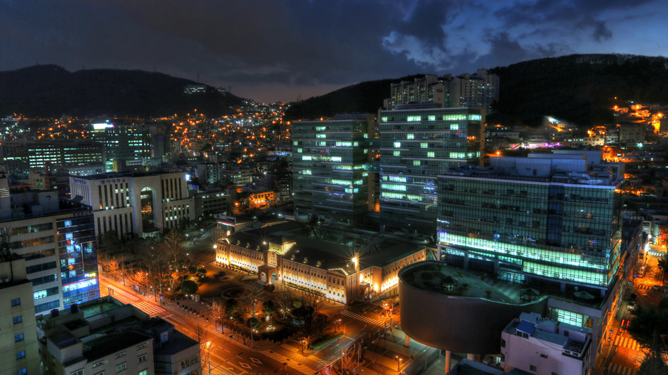Busan, Ghetto, South Korea, From space to place, Philips Lighting City People Light award