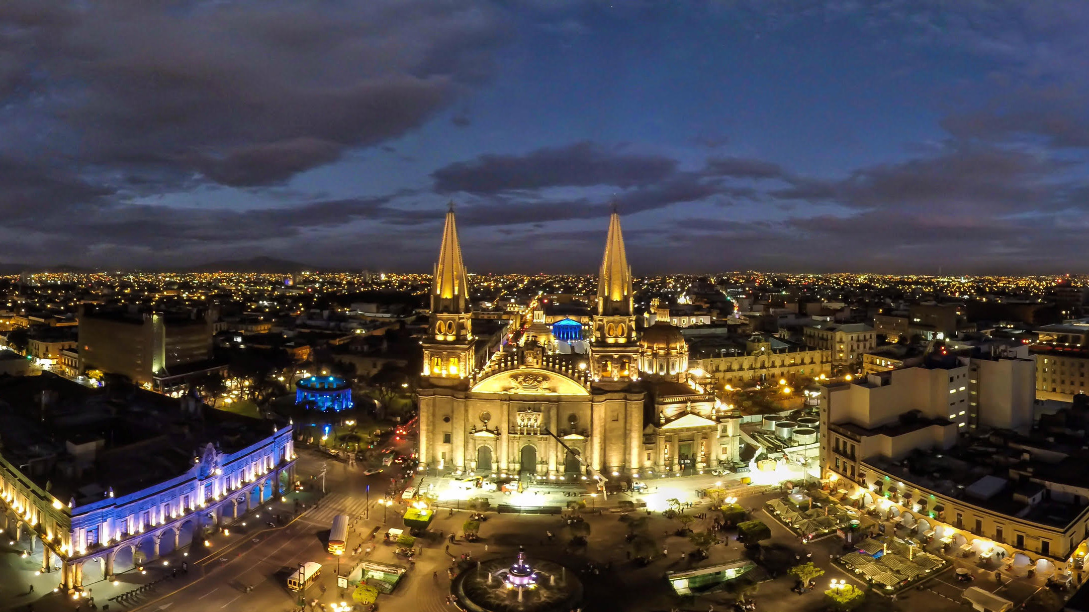Guadalajara, Mexico, Philips Lighting City People Light award