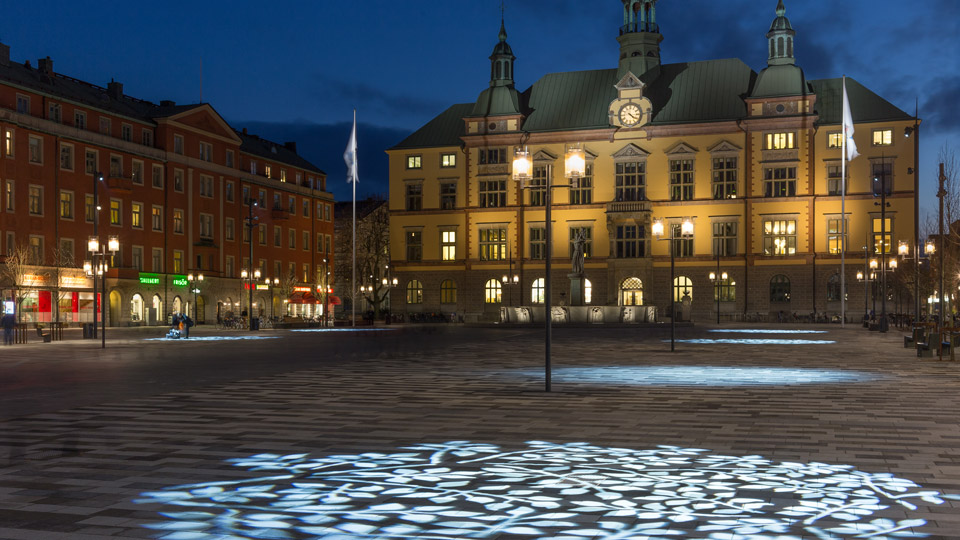 Sweden, fristadstorget, Philips Lighting City People Light award