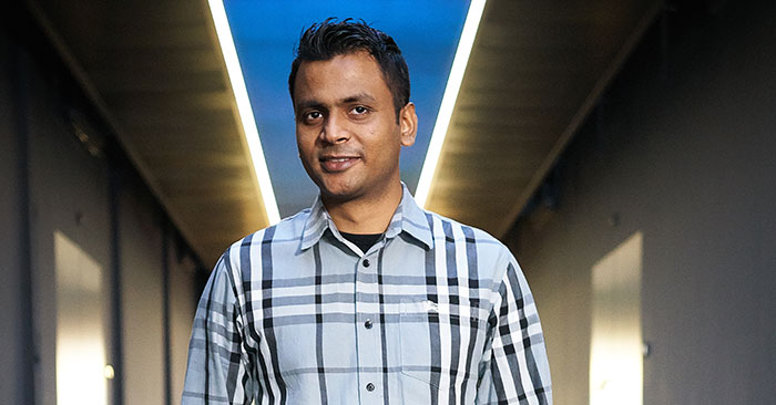 Ekhtiar Syed, Big Data Engineer - Philips Lighting Research