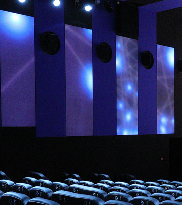 Philips lighting at ICE Cinema and Valerian