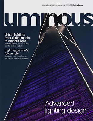 Philips Lighting in Luminous 17