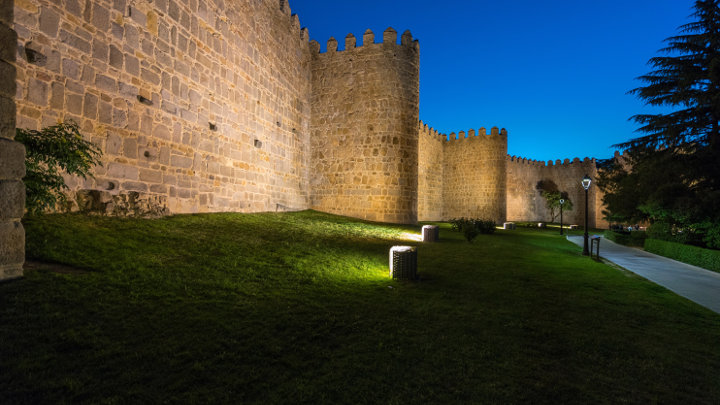 Avila-Spain-urban lighting-Philips Lighting-4