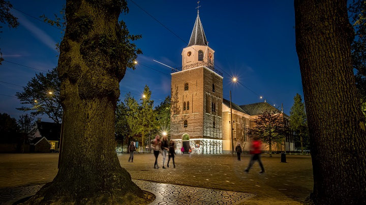 The city of Emmen transformed its urban space, increased the quality of life of citizens, and improved the image of the city using LED lighting from Philips Lighting
