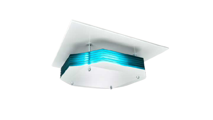 Philips UV-C disinfection upper air ceiling mounted