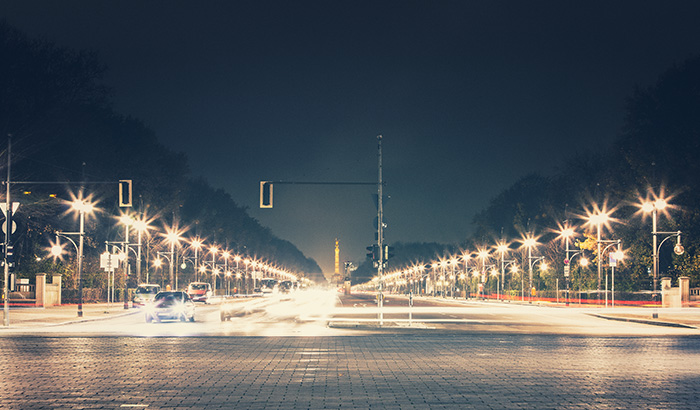Digital backbone: The role of public lighting