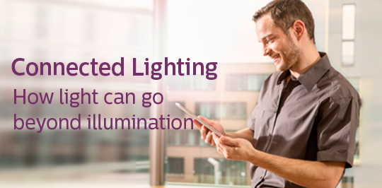 Connected lighting