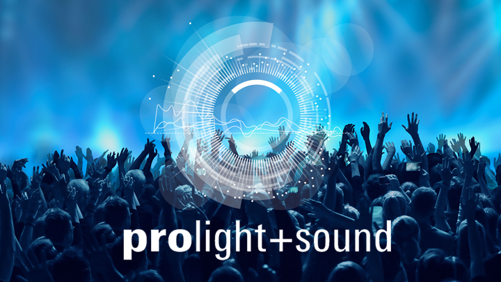 Prolight + Sound logo 2018