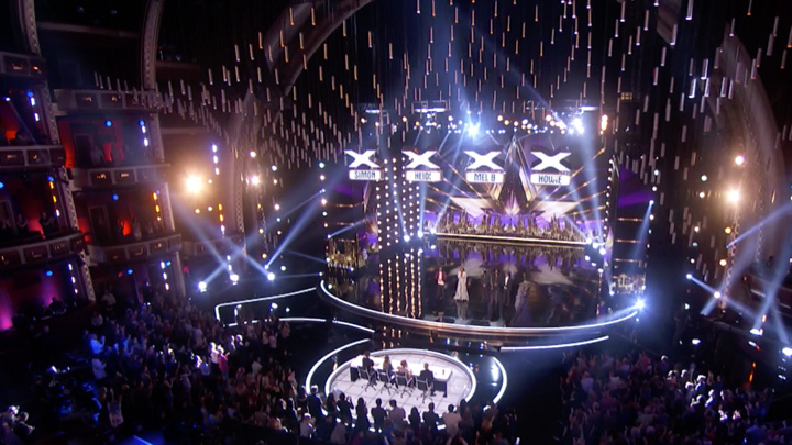 "Vari-Lites's award-winning fixtures were selected for their unique ability to create the ""big moments"" for the 12th season of the top US entertainment show, America's Got Talent"