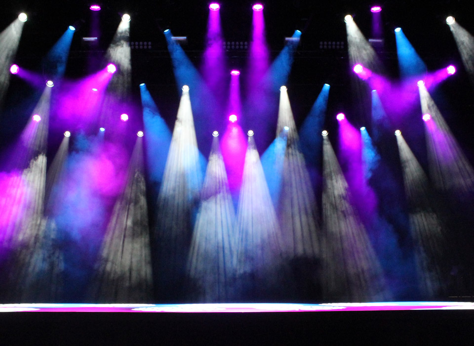 The show must go on: Key issues in theatrical lighting