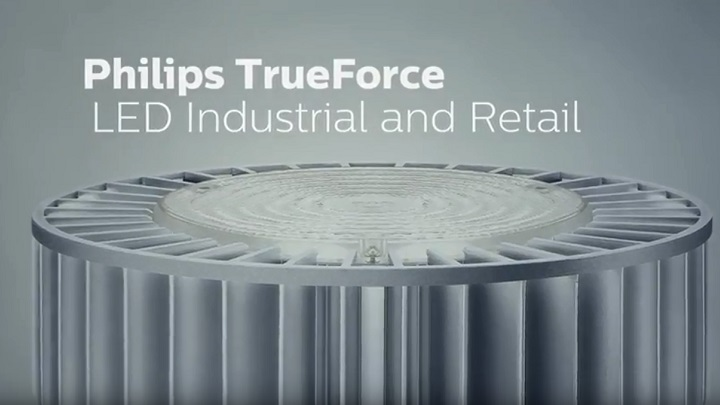TrueForce LED Industrial and Retail lighting