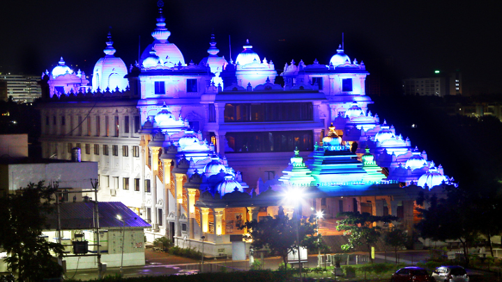 City of Nawabs decked up for night Tourism & showcase the rich heritag-2