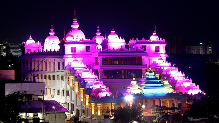 City of Nawabs decked up for night Tourism & showcase the rich heritag-3