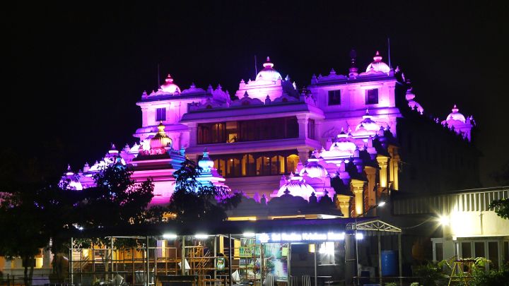 City of Nawabs decked up for night Tourism & showcase the rich heritag-4