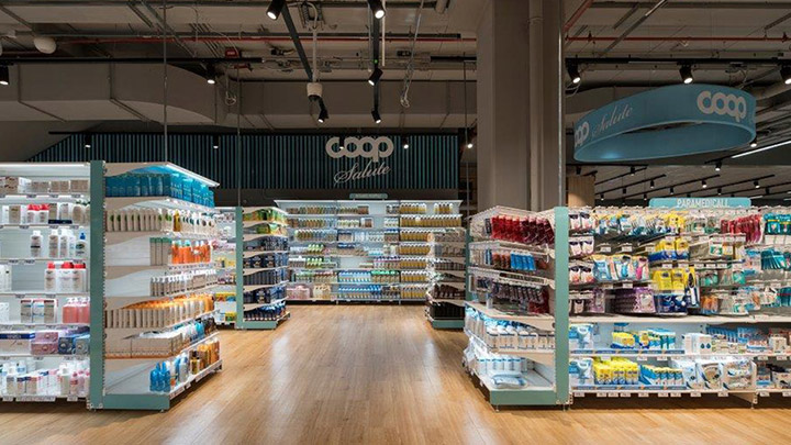 Unicoop Tirreno: The new shopping experience-1