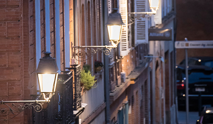 Resolving the urban lighting dilemma