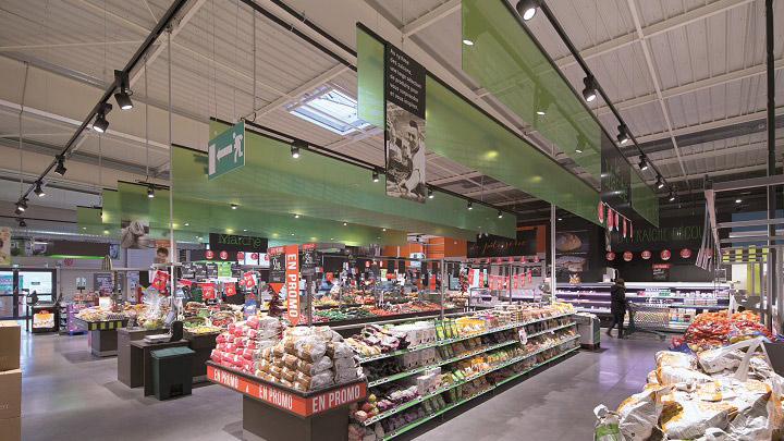 Maximize the resource efficiency with circular lighting