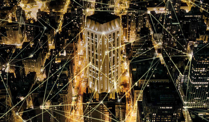 Innovating the Internet of Things - smart city lighting
