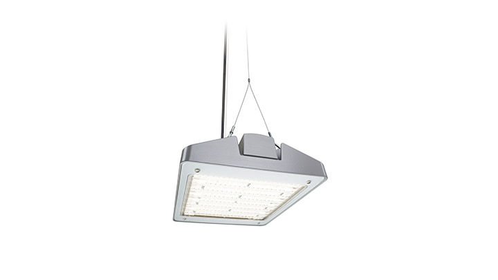 Philips Lighting's GentleSpace gen 2: extraordinarily energy-efficient high bay lighting
