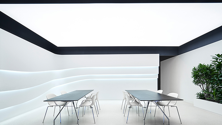 Philips configurable and high-quality lighting solutions - OneSpace