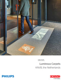 Case study KNVB Luminous Carpets