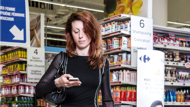 location mapping in-store - indoor positioning for retail