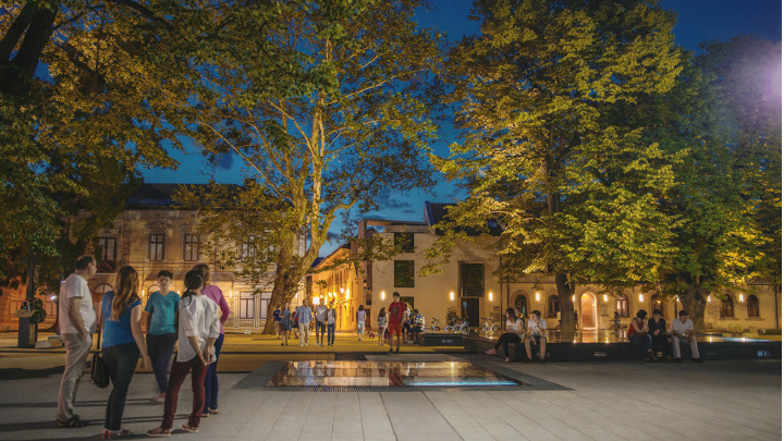 Baia Mare-Romania-urban lighting- Philips Lighting 5