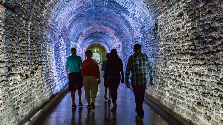 Revitalization of Canada's first railway tunnel is transforming Brockville into a destination spot