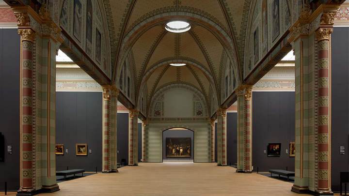 Rijksmuseum-museum lighting-Philips Lighting-4